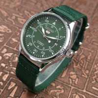 NEW Men's Luxury Automatic Mechanical Watches Classic Nylon Band Casual watch Wrist Watch Business watches