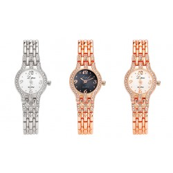 Classic Quartz Material Business Watch For Women