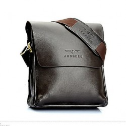 Borsa casuale Crossbody Bag da uomo verticale