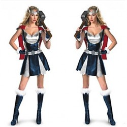 Cosplay Costume Cosplay Femminile di Thor Gonna / Guanto