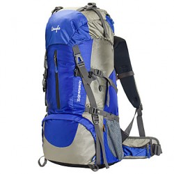 Oseagle Sport all'aria aperta Escursione e backpacking Pack Camping & Hiking / Arrampicata Tessuto in nylon 60L