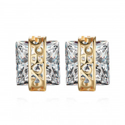 Bridal Jewellery Diamond Cartilage Earrings With Lighting Box